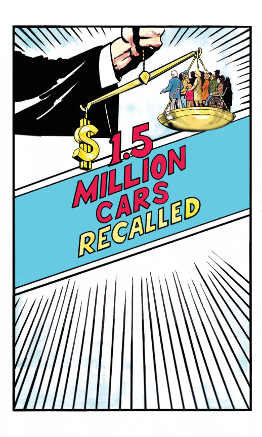 1.5 million cars recalled